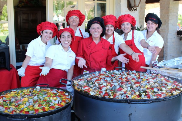 The Hola Paella Team