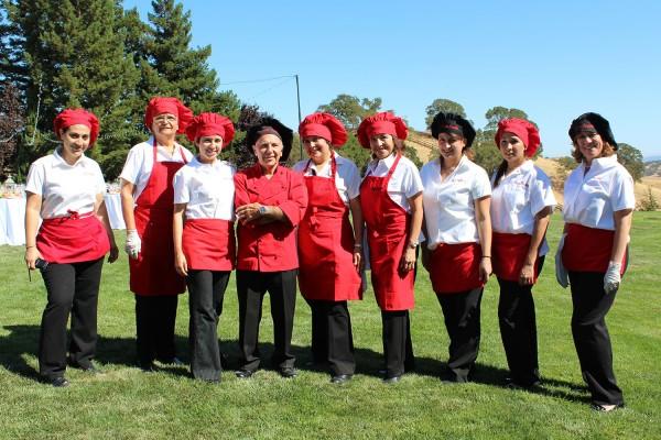 The Hola Paella Team